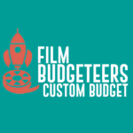 Film Budgeteers Custom Budget